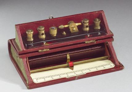 Novelty crystal radio set, c 1924.