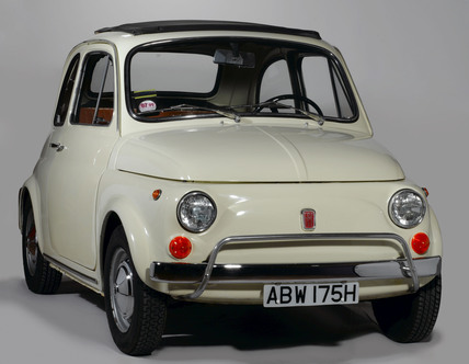 fiat 500 car 1970 at science and society picture library. Black Bedroom Furniture Sets. Home Design Ideas