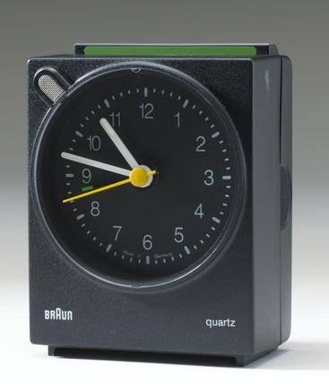Braun Voice Control Alarm Clock, 1984