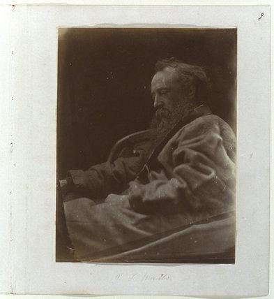 G F Watts, c 1864.
