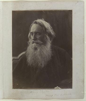 Henry Taylor, c 1865.
