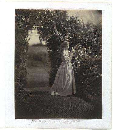'The Gardener's Daughter', 1867.