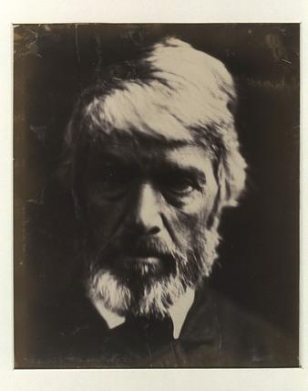 Thomas Carlyle, 1867.