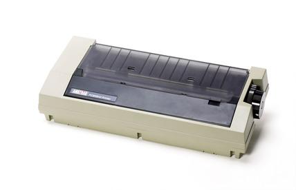 Amstrad printer, 1988.