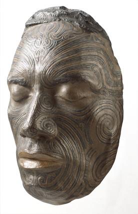 Maori tattoos, New Zealand, 1851.