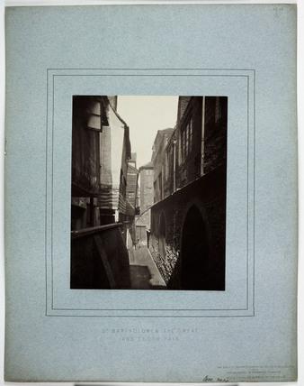 'St Bartholomew The Great and Cloth Fair', 1877