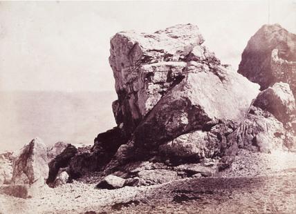 Babbacombe Bay, Devon, 1855.