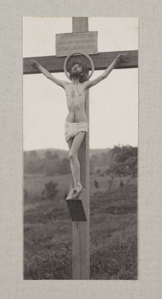 'The Crucifixion', 1898.