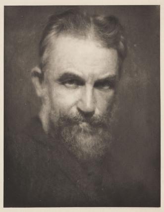 'Bernard Shaw', c 1905.
