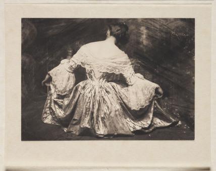 'Minuet', 1900.
