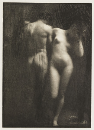 'Adam and Eve', 1910.