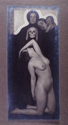 'Das Leben', c 1905.