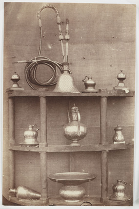 Beder Ware, Madras Exhibition, 1857.