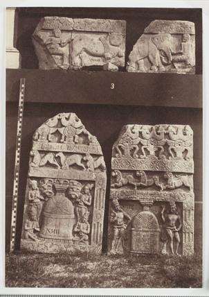 Elliot Marbles, Madras Exhibition, 1857.
