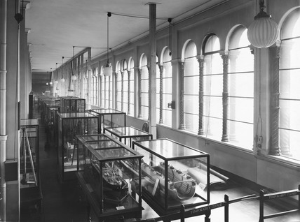 Gallery 13, Science Museum, London, November 1932.