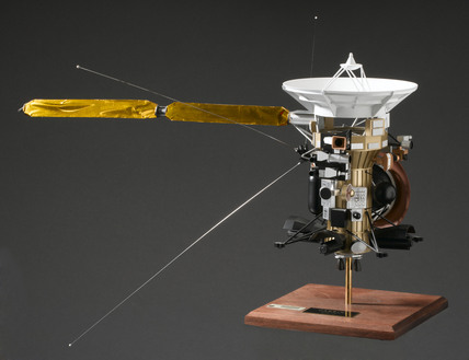 Cassini-Huygens spacecraft, c 2000.