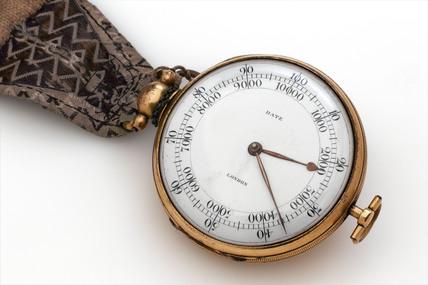 Stethometer, 19th century.