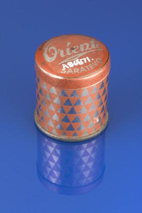 Cosmetic cream, 1921-1930.