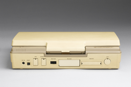 NEC 'Starlet' portable computer, 1989.