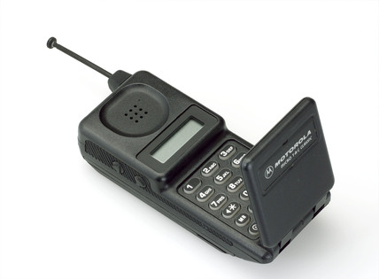 Micro T-A-C Classic, by Motorola, c. 1990's.