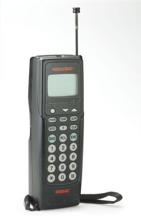 Vodac, by Vodaphone, c. 1990's.