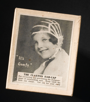 The Claxton improved patent ear-cap, 1925-1945.