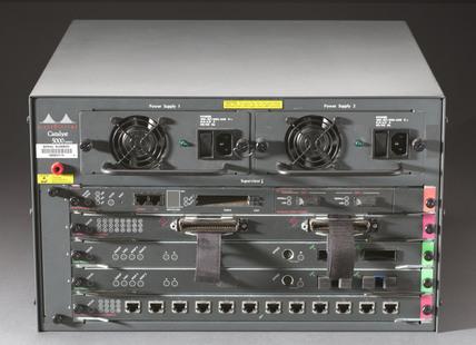 Internet switch, 1996.