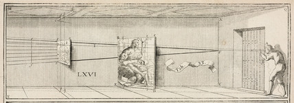 Diagram in 'La Perspective curieuse', 1638.