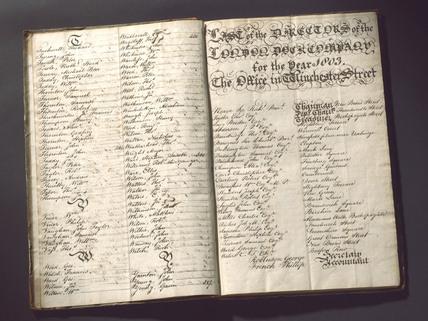 Parliamentary act, 1800-1804.