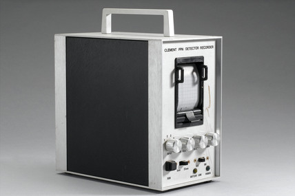 PPN detector recorder, c 1975-1980.