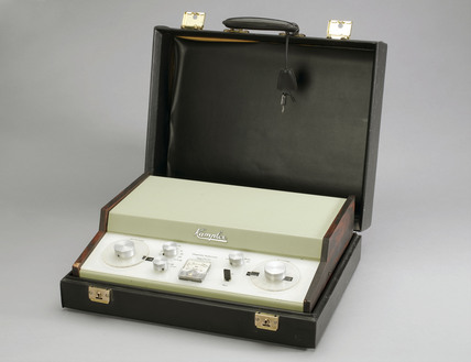 Diagnostic audiometer, c 1970-1980.