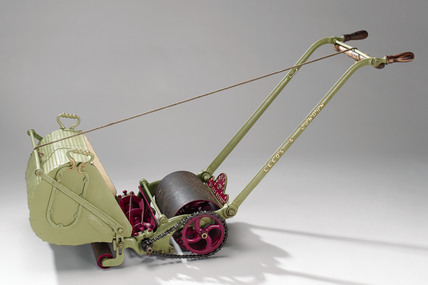 Lawnmower, 1890.