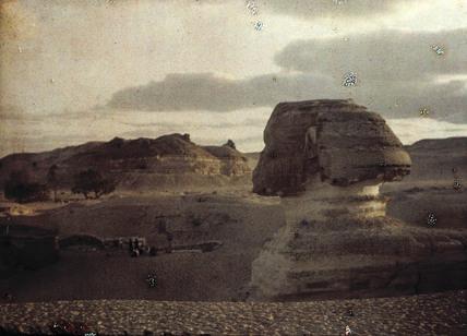 Sphinx, 1914.