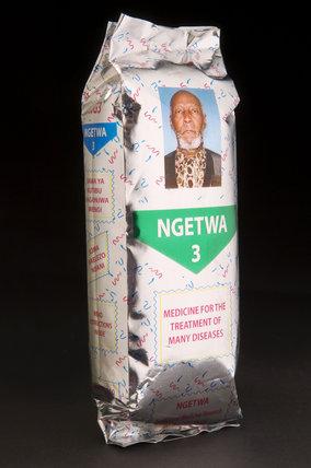'Ngetwa 3' herbal medicine, Tanzania, 2005.