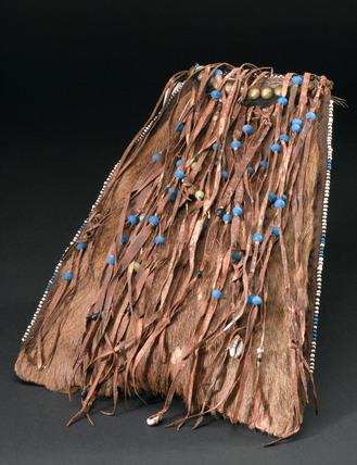 Medicine man's bag, Africa, 1880-1930.