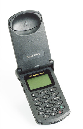 Mobile Phone Motorola star tac