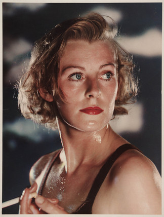 Portrait of Margaret Sullavan, 1938.