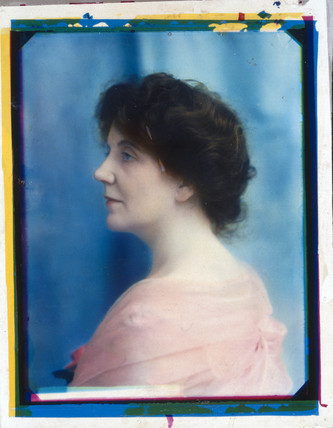 Portrait of Miss Lena Ashwell, 1907.