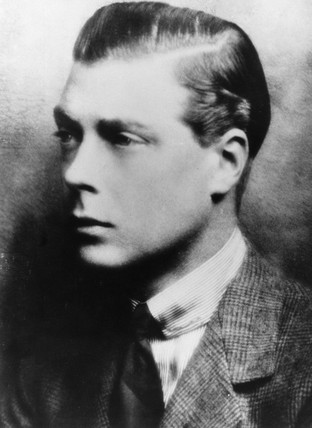The Prince of Wales, c 1915.