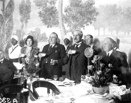 Ramsay MacDonald, London, 22 April 1931.