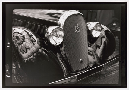 Hotchkiss car, Paris, 1930s.
