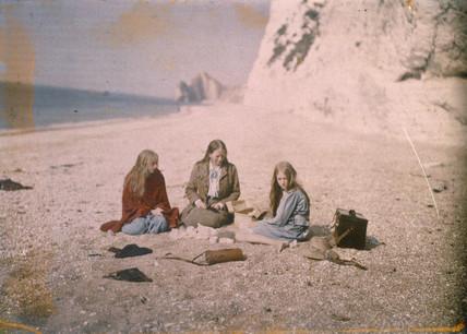 The Picnic, 1913.
