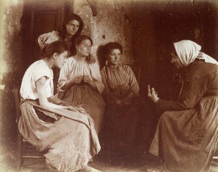 The Storyteller, c 1910.
