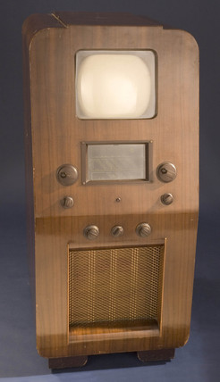 Marconiphone Model 709 television receiver, c 1938.