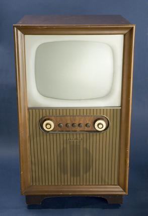 Ferguson television receiver, type 236, 1955.