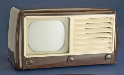 GEC television receiver, c 1949.