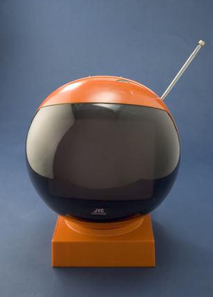 JVC Videosphere television receiver, 1970.