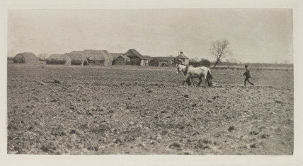 'Marsh Farm in Early Spring', 1893.