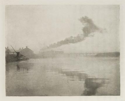 'The Bridge', 1895.