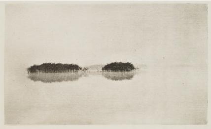 'The Lone Lagoon', 1895.